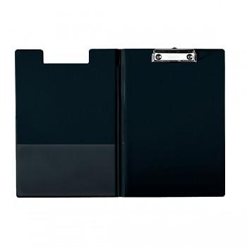 Podložka na psaní se zakrývací deskou Esselte Černá