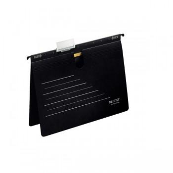 Mobilní závěsné desky Leitz Alpha® Active s rychlovazačem Černá