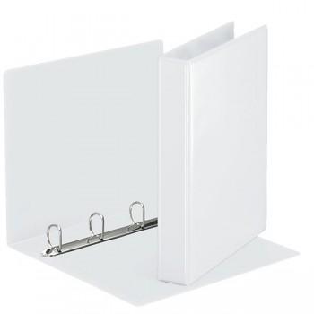 Prezentační kroužkový pořadač Leitz SoftClick Bílá, 4 D- kr, 30 mm