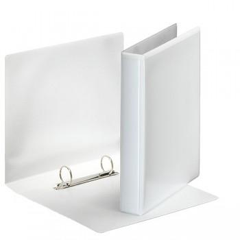 Prezentační kroužkový pořadač Leitz SoftClick Bílá, 2 D- kr, 25 mm