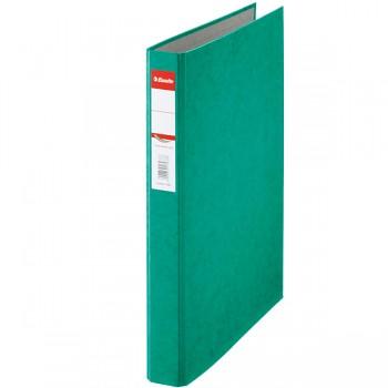 Kroužkový pořadač Esselte Rainbow, kartonový A4 Zelená