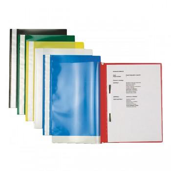 Desky s rychlovazačem Esselte Tmavě modrá