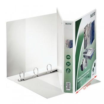Prezentační kroužkový pořadač Leitz SoftClick Bílá, 4 D-kr, 30 mm