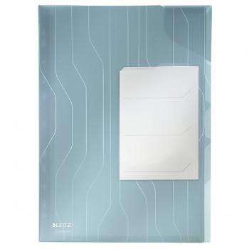 Unikátní organizační desky Leitz CombiFile Modrá A4