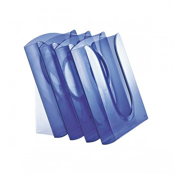 Prezentační sada Leitz Transparentní modrá