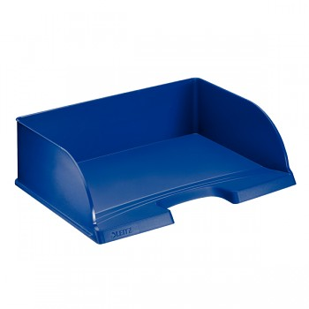 Odkladač Leitz Jumbo Plus na šířku Modrá