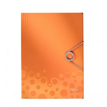 Desky na spisy Leitz Bebop Oranžová DOPRODEJ!