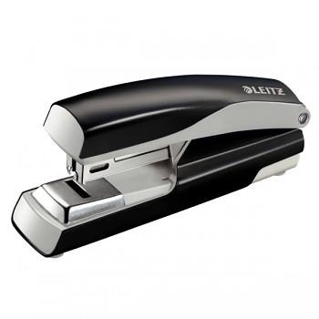 Celokovová sešívačka Leitz NeXXt 5505 s plochým sešíváním Černá