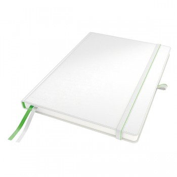 Zápisník Leitz Complete A4 Bílá čtverečkovaný