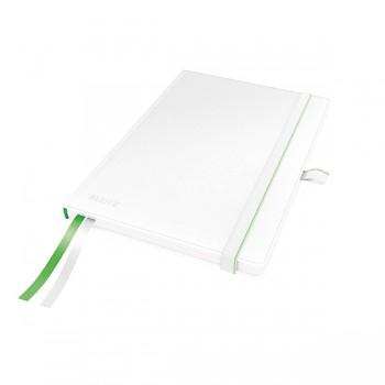 Zápisník Leitz Complete A5 Bílá linkovaný