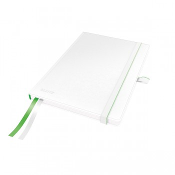 Zápisník Leitz Complete A5 Bílá čtverečkovaný