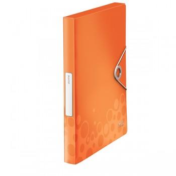 Box na spisy Leitz Bebop Oranžová DOPRODEJ!