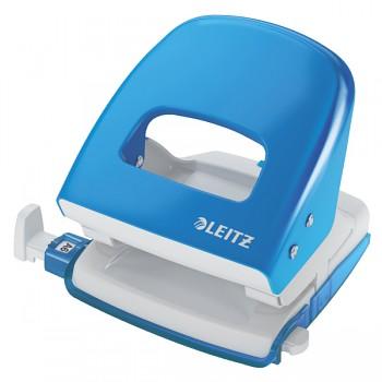 Celokovová stolní děrovačka Leitz NeXXt 5008 Světle modrá