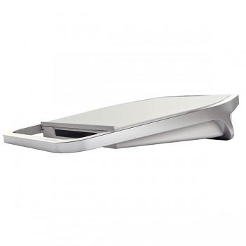 Stolní USB nabíječka Leitz Style se 2 porty Arkticky bílá