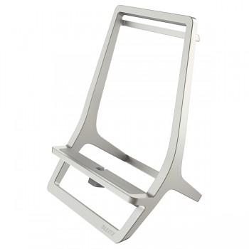 Stojánek na tablet Leitz Style Stříbrná