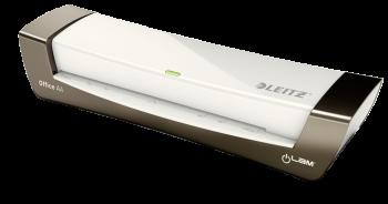 Teplý laminátor Leitz iLAM Office A4 stříbrná