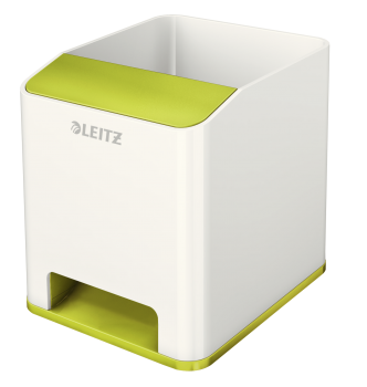 Hudební stojánek Leitz WOW zeleno-bílý