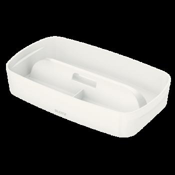 Organizér s držadlem Leitz MyBox®, velikost S bílý