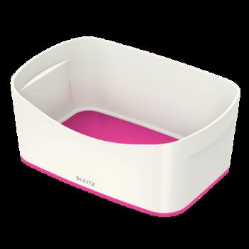Stolní box Leitz MyBox®, růžový