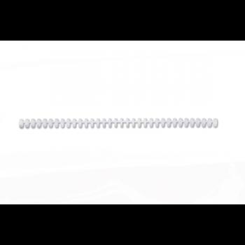 Kroužkové hřbety GBC ClickBind Bílá