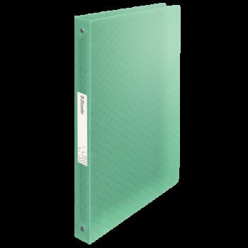 Desky s 4kroužkovým mechanismem Esselte Colour´Ice Zelená