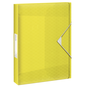Box na spisy Esselte Colour'Ice Žlutá
