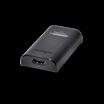 Adaptér videosignálu USB 3.0 na HDMI 4K Kensington VU4000 Černá